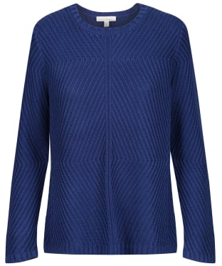 Women's Seasalt Pottery Studio Jumper - Yacht