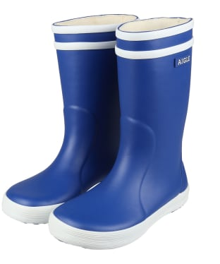 Aigle Children's Lolly-Pop Wellingtons - Roi