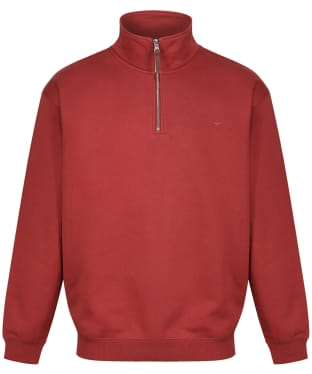Men's R.M. Williams Mulyungarie Fleece - Oxblood