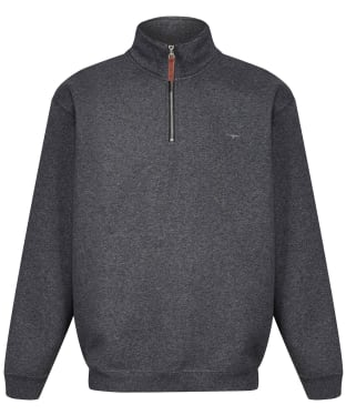 Men's R.M. Williams Mulyungarie Fleece - Black / Grey
