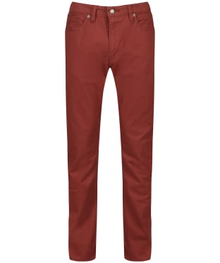 Men's R.M. Williams Ramco Jeans - Oxblood
