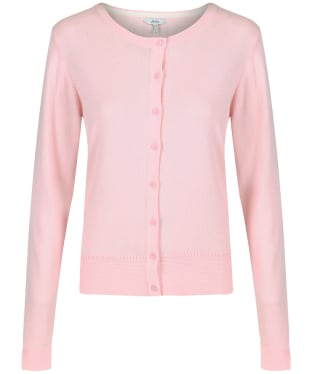 Women's Joules Louisa Cardigan - Candy Floss