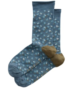 Women's Seasalt Bamboo Arty Socks - Cut Tulip Galley
