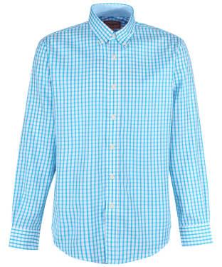 Men's Schöffel Harlyn Shirt - Sea Blue