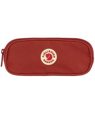 Fjallraven Kanken Pen Case - True Red