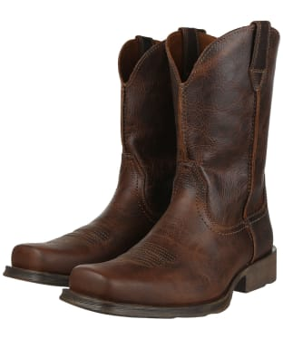 Men's Ariat Rambler Boots - Wicker