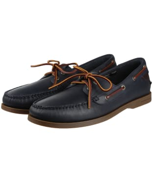Men's Ariat Antigua Shoes - Navy