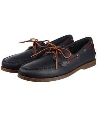 Men's Ariat Antigua Shoes - Navy
