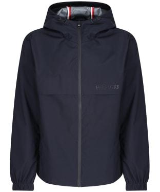 Men's Tommy Hilfiger Tech Hooded Jacket - Desert Sky