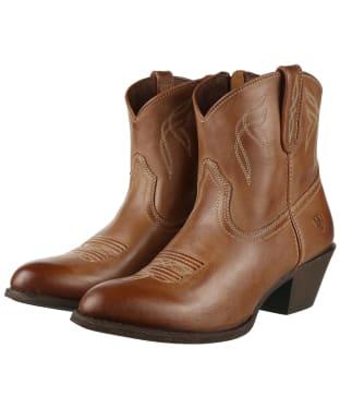 Women's Ariat Darlin Boots - Burnt Sugar