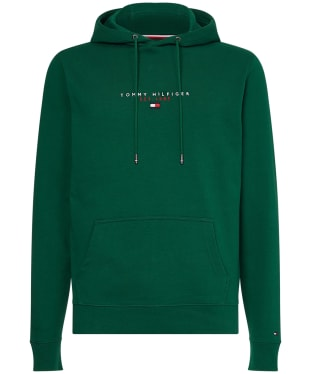Men's Tommy Hilfiger Essential Tommy Hoody - Rural Green