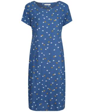 Women's Lily & Me St Ives Dress - Cornish Blue