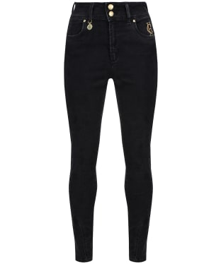 Women's Holland Cooper Jodhpur Jeans - Washed Black