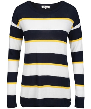 Women's Dubarry Lavelle Sweater - Navy Multi