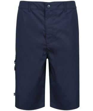 Men's Dubarry Cyprus Crew Shorts - Navy