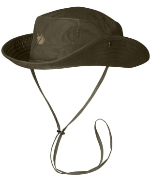 Men's Fjallraven Abisko Summer Hat - Dark Olive