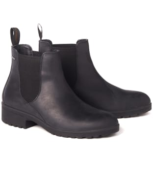 Women's Dubarry Waterford Chelsea Boot - Black