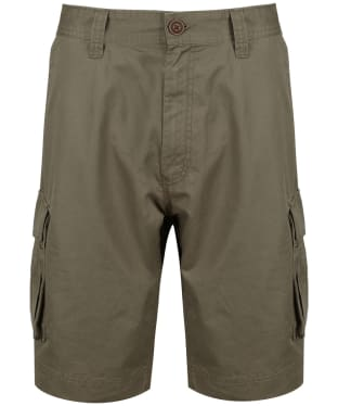 Men's Joules Cargo Shorts - Dark Green