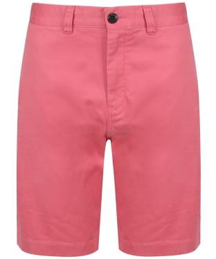 Men's Schoffel Paul Shorts - Coral