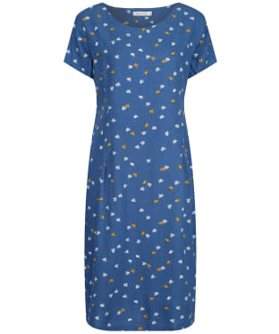 Women's Lily & Me St Ives Dress - Cornish Blue