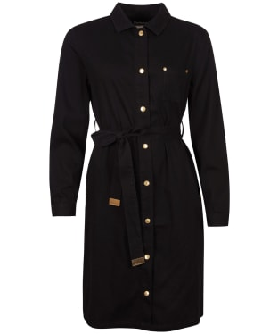 Women's Barbour International Minato Dress - Black