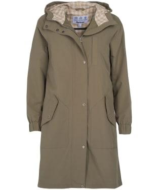 Women's Barbour Greylag Jacket - Dusky Green