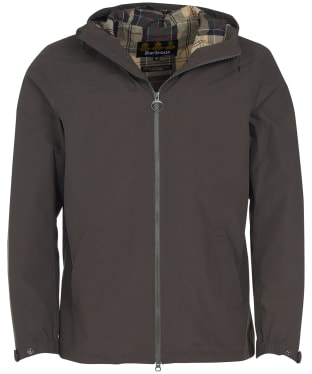 Men's Barbour Dillon Waterproof Jacket - Graphite