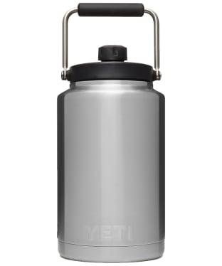 YETI Rambler One Gallon Jug - Stainless Steel