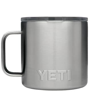 YETI Rambler 14oz Mug - Stainless Steel