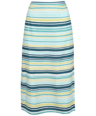 Women's Lily & Me Midi Skirt - Teal