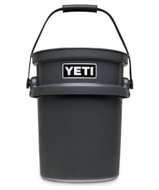 YETI Loadout Bucket - Charcoal
