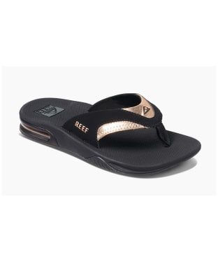 Women's Reef Fanning 2020 Flip Flops - Rose Gold