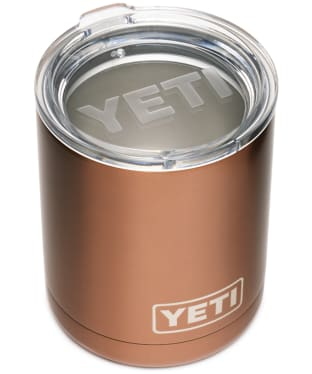 YETI Rambler 10oz Lowball - Copper