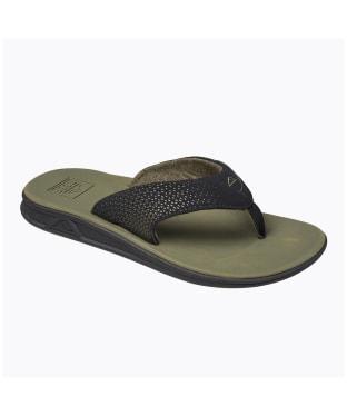 Men's Reef Rover Flip Flops - Olive