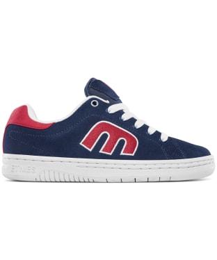 etnies Calli-Cut Skate Shoes - Navy / Red / White