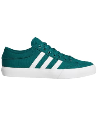 Men's Adidas Matchcourt Skate Shoes - Green / White / Gum