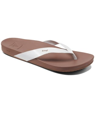 Women's Reef Cushion Bounce Court 2020 Flip Flops - Cloud
