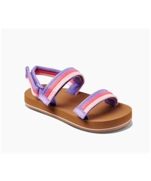 Girl's Reef Little Ahi Convertible 2020 Sandals - Littles - Sorbet