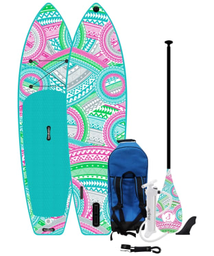 Sandbanks Ultimate Stand-up Paddle Board Package - Malibu
