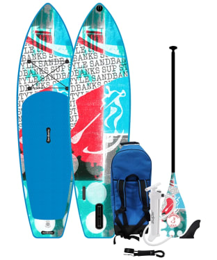 Sandbanks Ultimate Stand-up Paddle Board Package - Reef