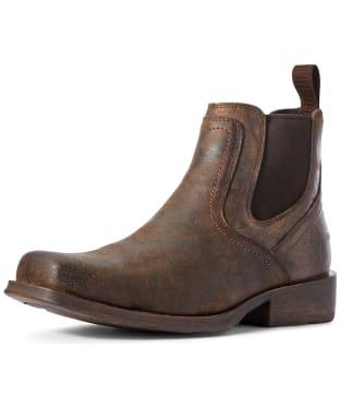 Men's Ariat Midtown Rambler Boots - Stone
