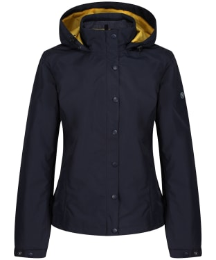 Women's Dubarry Rockpool Waterproof Performance Jacket - Navy