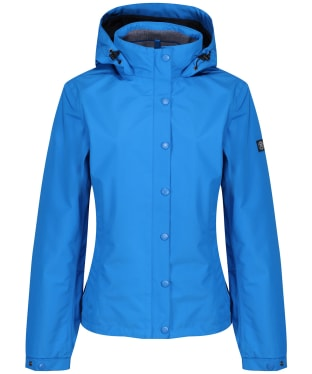Women's Dubarry Rockpool Waterproof Performance Jacket - Kingfisher
