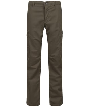 Men's Timberland Core Twill Cargo Pants - Grape Leaf