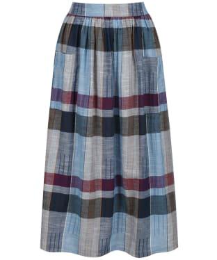 Women's Seasalt Misty Day Skirt - Three Seeds Dark Seagrass