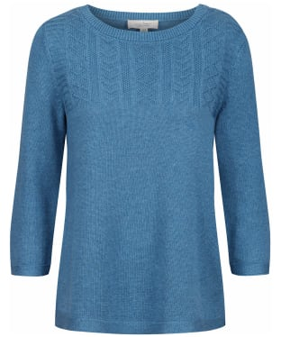 Women's Seasalt Woodsmoke Jumper - Schooner