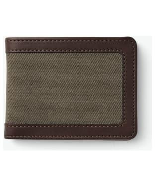 Men's Filson Outfitter Wallet - Otter Green