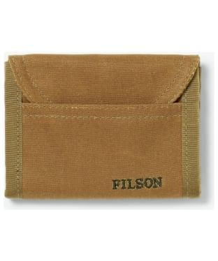 Men's Filson Smokejumper Wallet - Dark Tan
