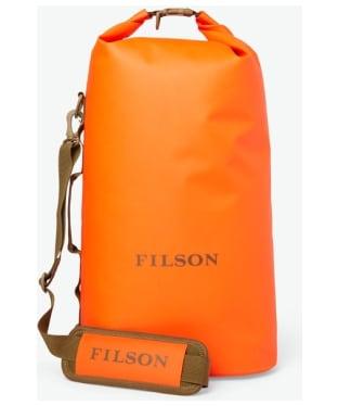 Filson Large Dry Bag - Flame