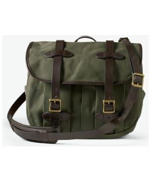 Men's Filson Medium Field Bag - Otter Green